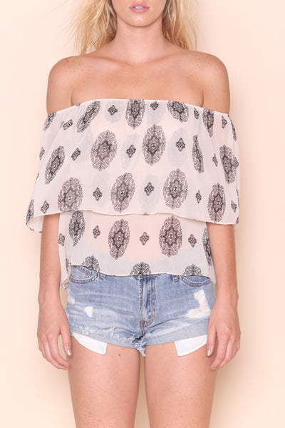 Crystal Visions Top - FINAL SALE