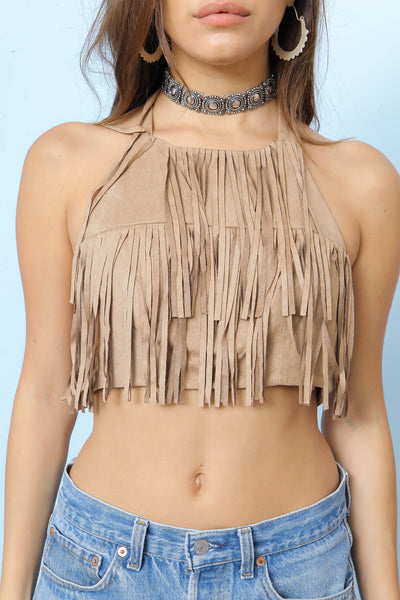 Navajo Crop Top - FINAL SALE