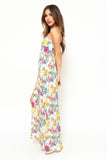 Sonic Bloom Maxi Dress - FINAL SALE