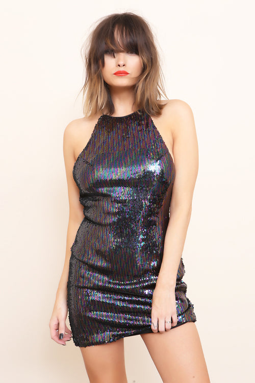 All That Glitters Dress - FINAL SALE