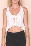 Sweet As Honey Crop Top - FINAL SALE