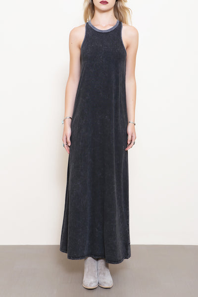 Racerback Relaxed Maxi Dress by NYTT - FINAL SALE