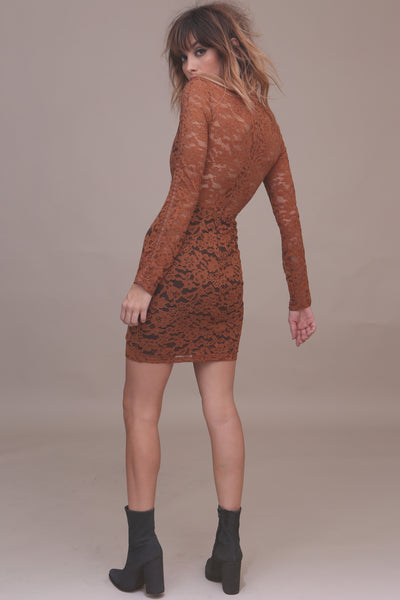 Rumor Has It Dress - FINAL SALE