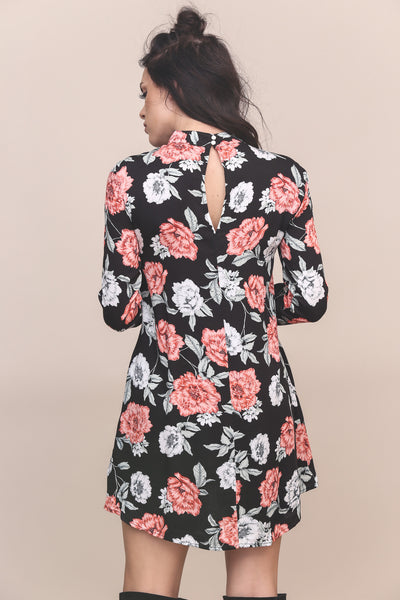Garden Of Eden Tunic Dress by Minkpink - FINAL SALE