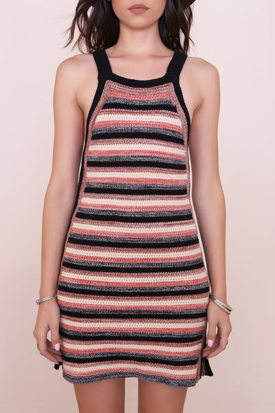 Retro Ruby Dress by Free People - FINAL SALE