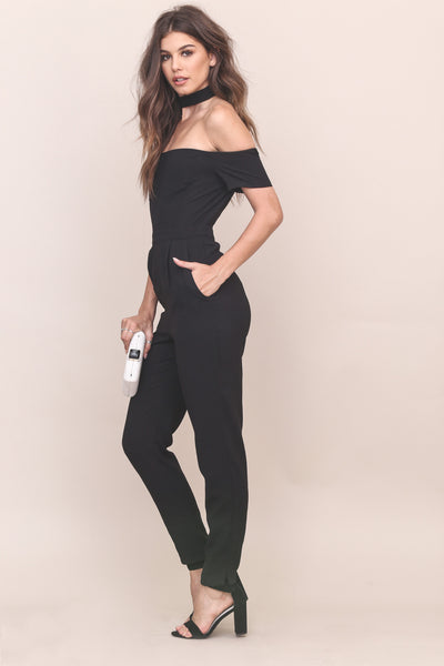 Opening Night Jumpsuit - FINAL SALE