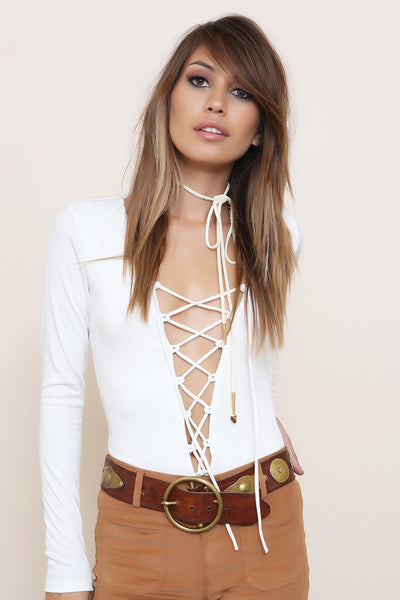 Strung Out Bodysuit - FINAL SALE
