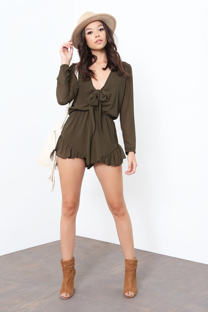 Clarity Playsuit by Lioness