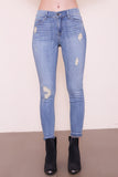 Leg Up Skinny Jean - FINAL SALE