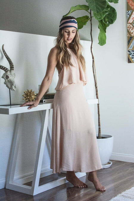 Bit The Dust Maxi Skirt - FINAL SALE