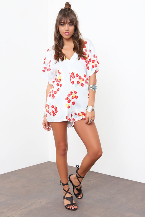 Cloud Tripper Kimono Playsuit by Somedays Lovin - FINAL SALE