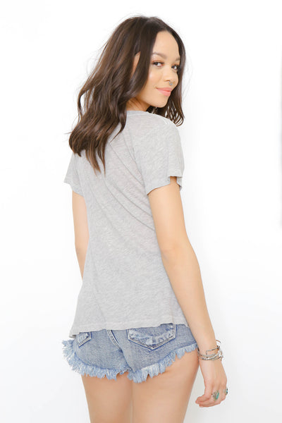 Wildfox Logo Tee by Wildfox - FINAL SALE
