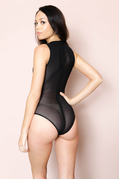 See Right Through You Bodysuit