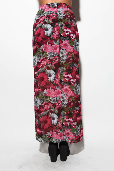 Midnight Flower Maxi Skirt - FINAL SALE
