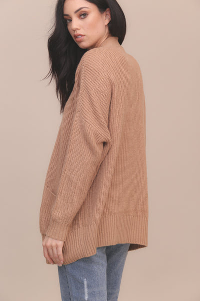 Bonfire Cardigan - FINAL SALE