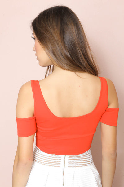 Jolt Crop Top - FINAL SALE