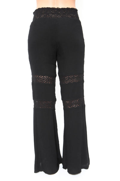 Day Dreamin' Crochet Pant - FINAL SALE