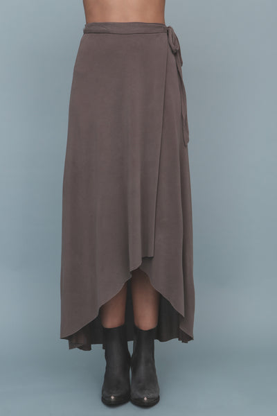 Running Wraps Maxi Skirt