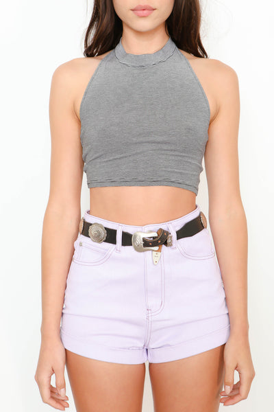 Skyline Crop Top - FINAL SALE