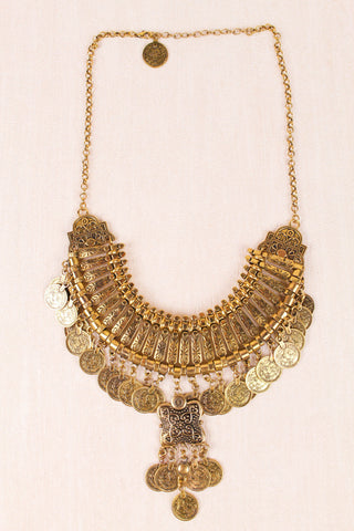 Empire Coin Necklace