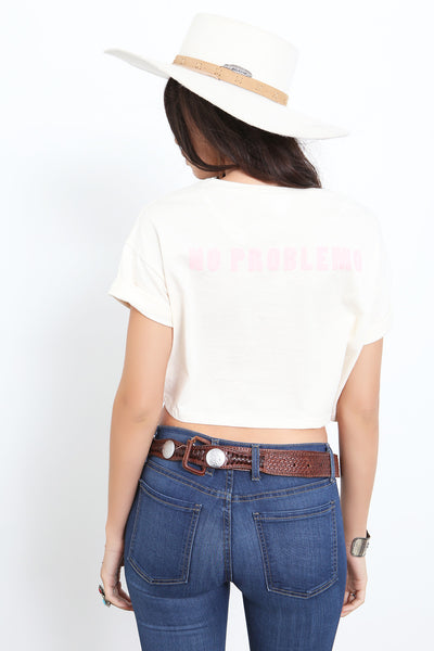 No Problemo Tee by Somedays Lovin - FINAL SALE