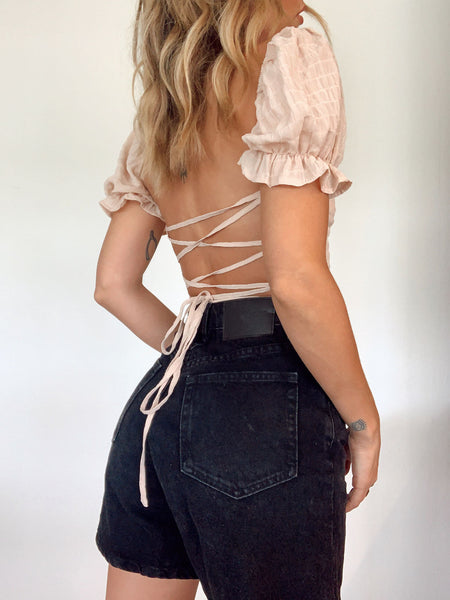 With Grace Crop Top