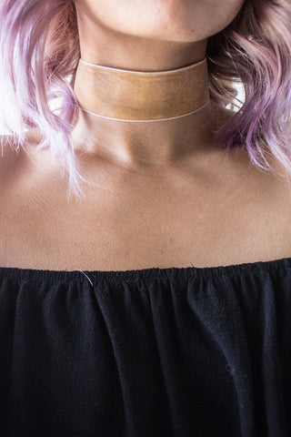Wide Open Choker - FINAL SALE