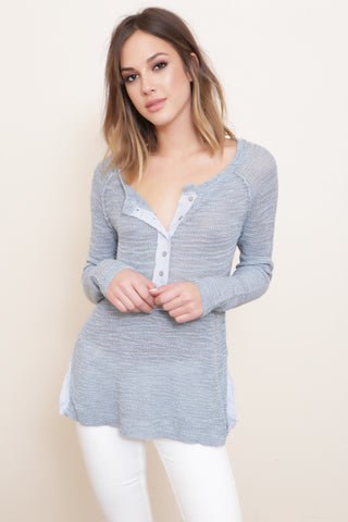 Mountain Song Sweater by Free People - FINAL SALE