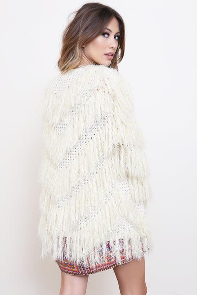 Beggin' For Thread Cardigan- FINAL SALE