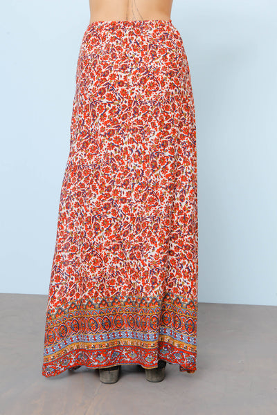Marmalade Skies Maxi Skirt - FINAL SALE