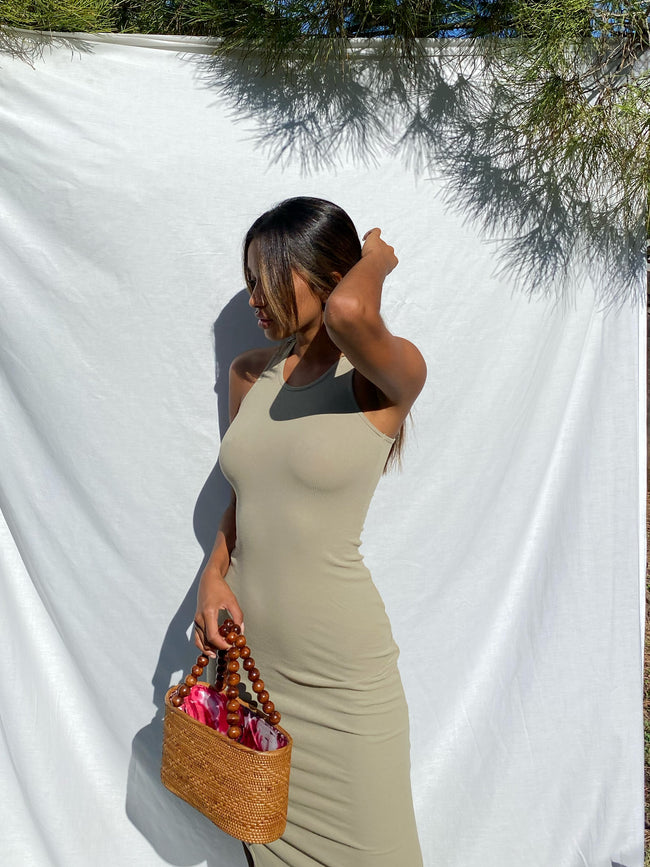 Sunday Social Midi Dress