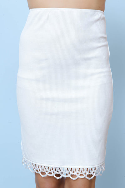 Swirl Talk Skirt - FINAL SALE