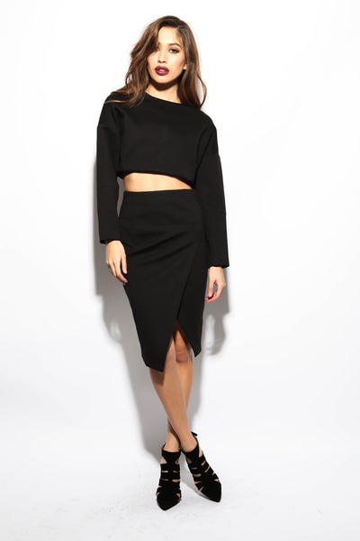 Thick Skin Skirt- FINAL SALE