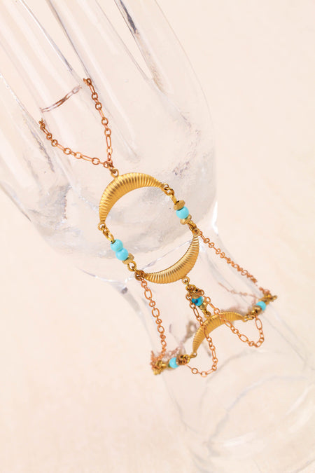 Gia Hand Chain - FINAL SALE