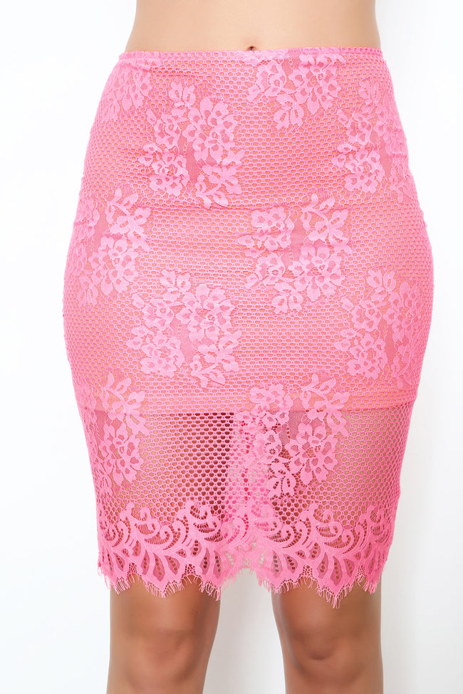Take Me Out Skirt - FINAL SALE