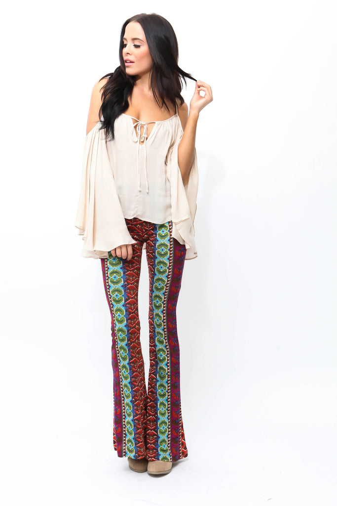 Rylan Bell Bottoms by RAGA - FINAL SALE