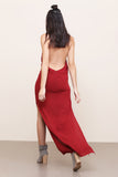 Lost Valley Maxi Dress - FINAL SALE