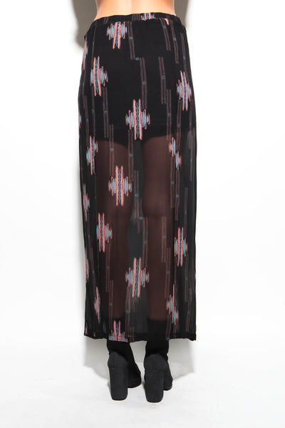 Night Rise Maxi Skirt - FINAL SALE