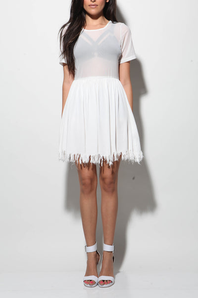 Shredder Dress by UNIF - FINAL SALE