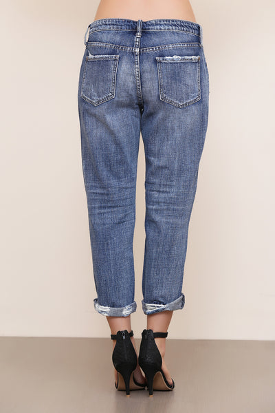 Badlands Boyfriend Jean - FINAL SALE