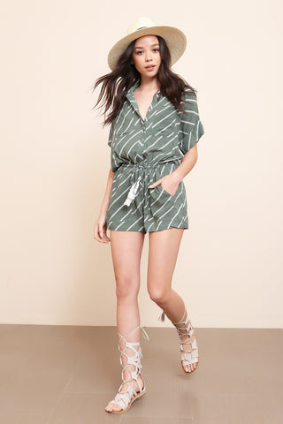 Cove Playsuit by Faithfull The Brand