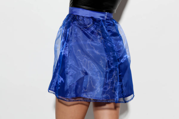 Royals Flare Skirt - FINAL SALE