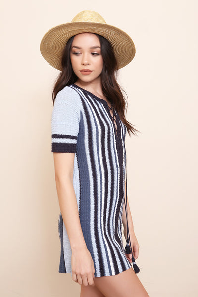 Lollipop Shift Tunic by Free People - FINAL SALE