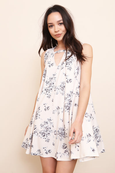 Petal Pushing Dress - FINAL SALE