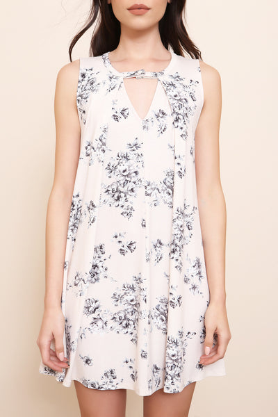 Petal Pushing Dress- FINAL SALE
