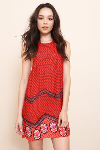 Rosewater Halter Mini Dress by Minkpink - FINAL SALE