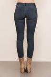 Destroyed Skinny Jean by Free People