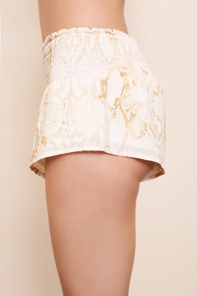Sun Goddess Shorts- FINAL SALE