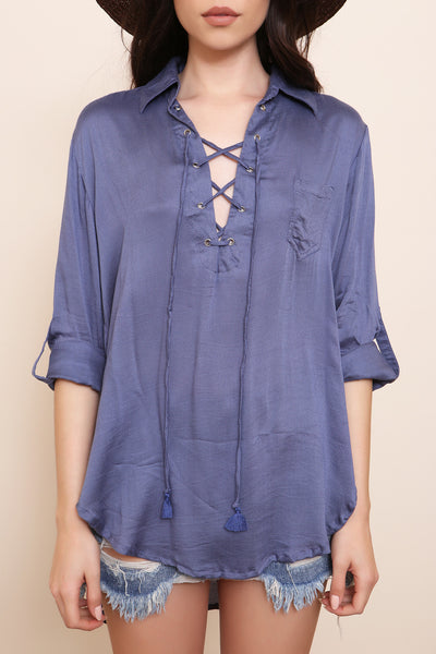 Stevie Shirt by Faithfull The Brand- FINAL SALE