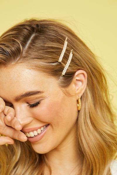 Shine On Bobby Pin Set - FINAL SALE